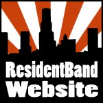 ResidentBand Website